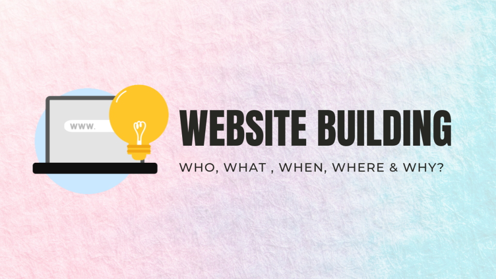 How To Create A Website: The Definitive guide Chapter 1
